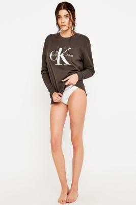 Calvin Klein Jeans - Sweat noir