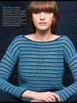 Мобильный LiveInternet Вязание пуловера Bateau-Neck Pullover из Vogue Knitting весна/лето 2015.   tat_ka_belaja - Дневник tat_ka_belaja  