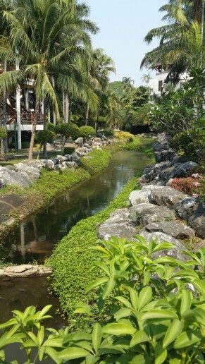 Felix river kwai resort. Kanchanaburi