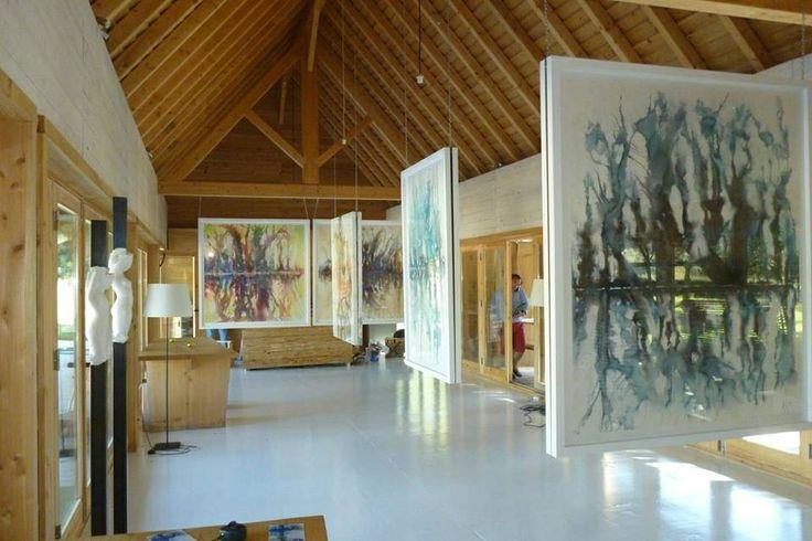 João Feijó Exhibition - Comporta - Carvalhal- Portugal