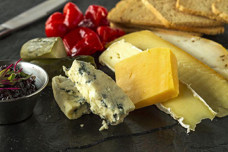 Artisan Cheese Board CRAFT Restaurant Parkhurst