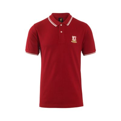 LFC Mens Red Conninsby Etro Polo | Liverpool FC Official Store