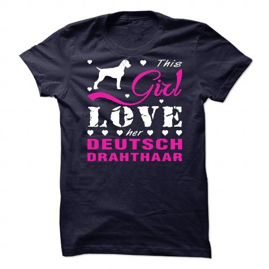 Deutsch Drahthaar - #printed t shirts #white hoodie mens. SAVE  => https://www.sunfrog.com/Pets/Deutsch-Drahthaar-87861252-Guys.html?60505
