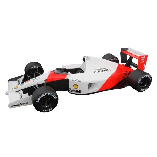 MP4-6 - Senna (1:8) at McLaren Store