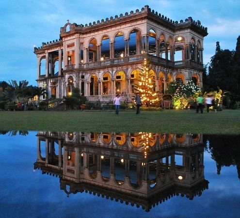 Mansion, Bacolod City by estela