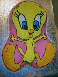 Tweety Cakes cakepins.com