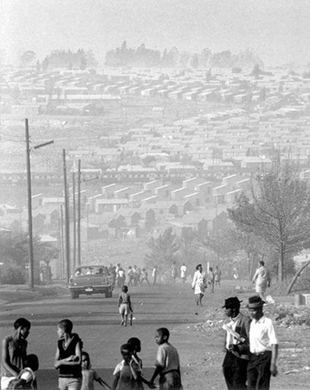 David Goldblatt, Mofolo South, Soweto, South Africa, September 1972