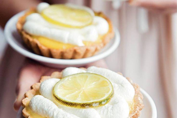 Limetaartjes - Recept - Allerhande