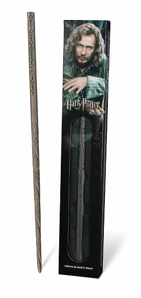 Harry Potter Character Wand - Sirius Black  Got his wand at Universal in 2009