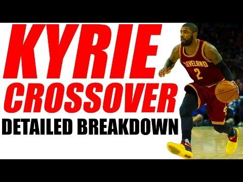 KYRIE IRVING Crossover Tutorial! How To: ANKLE BREAKING Move! - YouTube