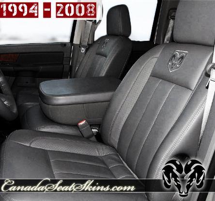 2003 - 2013 Dodge Ram 1500, 2500, 3500 Katzkin Leather ...