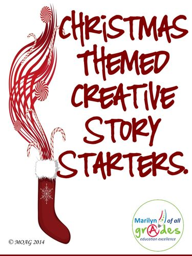 Christmas Story Starters