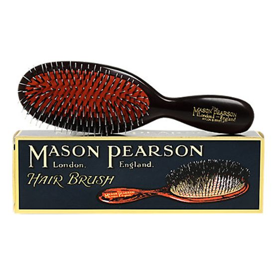 Hair Styling Tools: Mason Pearson Pocket Mixture Brush