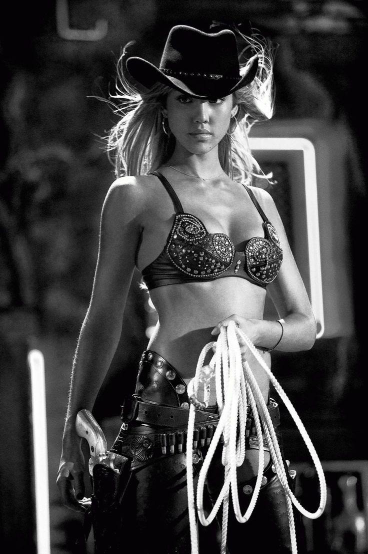 Jessica Alba in Sin City (2005) Movie Image