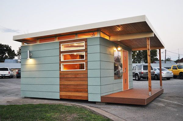 17 best images about modular homes on pinterest for Prefab studio cottage