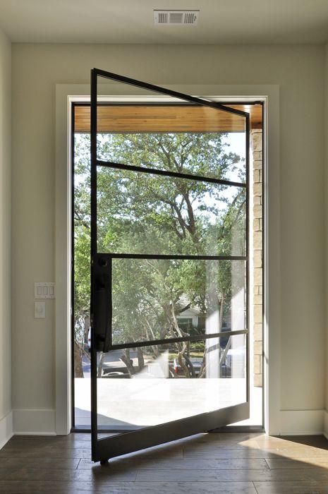 Best 25 Pivot Doors Ideas On Pinterest Houston