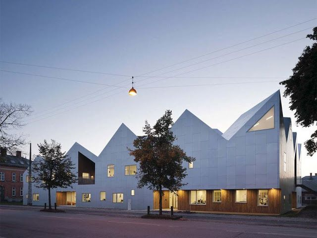 14.2.12 Nord Architects Healthcare Center For Cancer Patients . Copenhagen