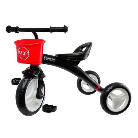 Vehicule pentru copii :: Trotinete si triciclete :: Triciclete :: Tricicleta copii Nordic Hoj