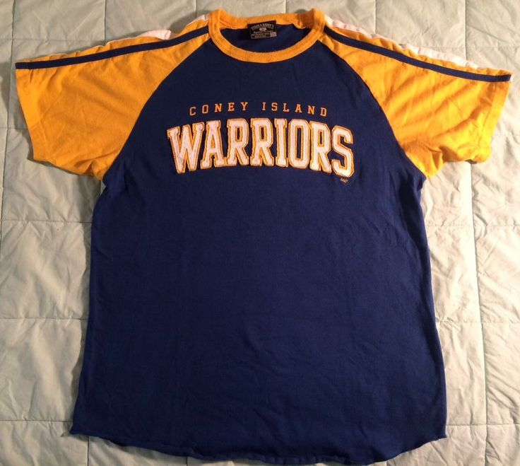 Warriors Movie Come Out And Play: Warriors T Shirt Coney Island Warriors Come Out To Play