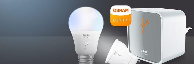 OSRAM Lightify - intelligentes Licht für Dein Zuhause