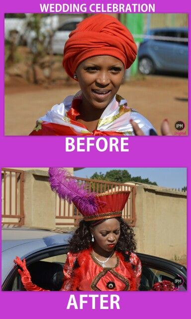 Before & After , Ga-Rankuwa S.A Photo by Isaac of Ipm Digital