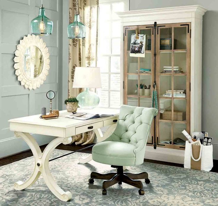 7 Best Home Office Images On Pinterest   Office Spaces  BallardBallard Design Desk  Office Spaces 7 Best Home Office Images On  . Office Chair Ballard Design. Home Design Ideas
