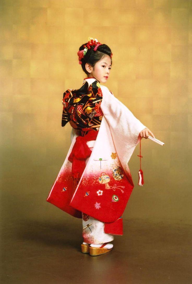 Kimono/着物 七五三