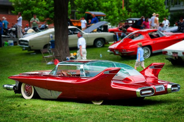 "1960 DiDia 150. Bobby Darin ""Dream Car""."