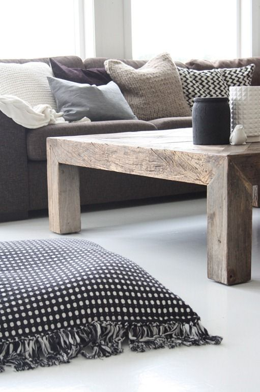 this is the style of table i was thinking of? let me know what you think. i do really like that square block table you showed me the other day.