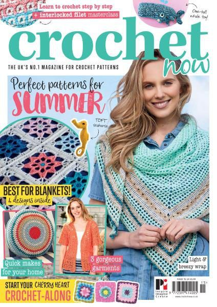 59 best love of crochet knitting magazines images on pinterest crochet now issue 15 2017 pdf download free fandeluxe Gallery