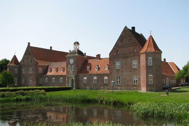Ulstrup Manorhouse, Denmark
