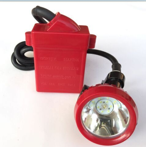 Lithium Battery LED Mining Lamps KL3LM