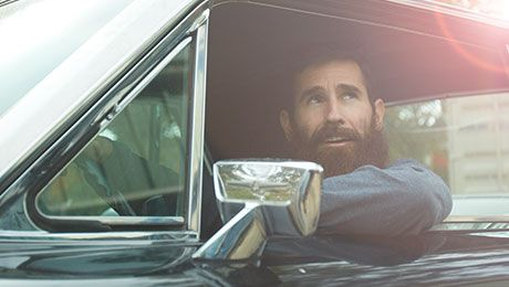Aaron Kaufman- Gas Monkey Garage Sexy man. Car guy. EPIC BEARD. nice...