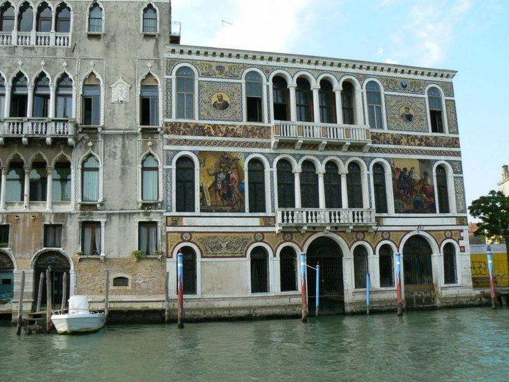 Venetian house... Photo: Beata B.