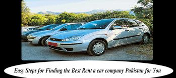 Rent a car company Pakistan administrations can end up being truly helpful but do you know how to spot the right auto rental associations?