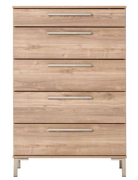 Exclusive to Farmers, the Malone bedroom furniture range will bring contemporary style to your bedroom.