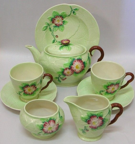parka olive Carlton Ware Wild Rose Tea Set Carlton Ware  Rose Tea Old English Roses and English Roses