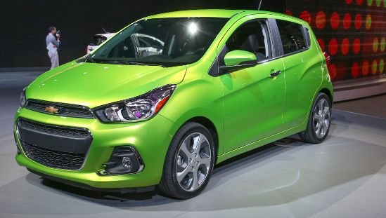 2018 Chevrolet Spark Pictures, Redesign, Price, Performance - New Car Rumors