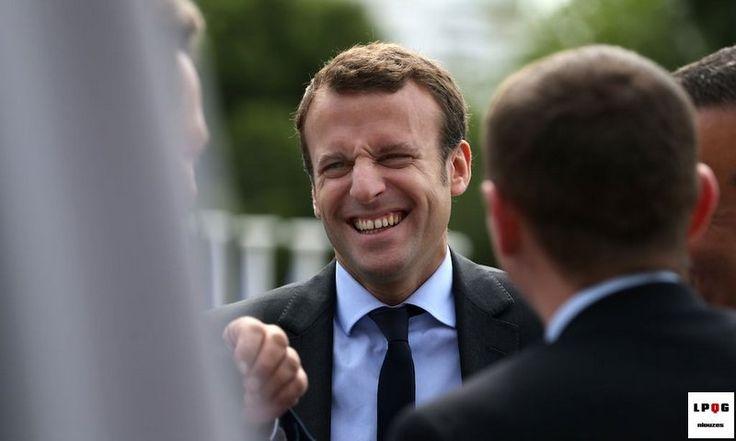 [LPQG Niouzes] Pour Emmanuel Macron le Touquet cest costard Armani et vieille mémé