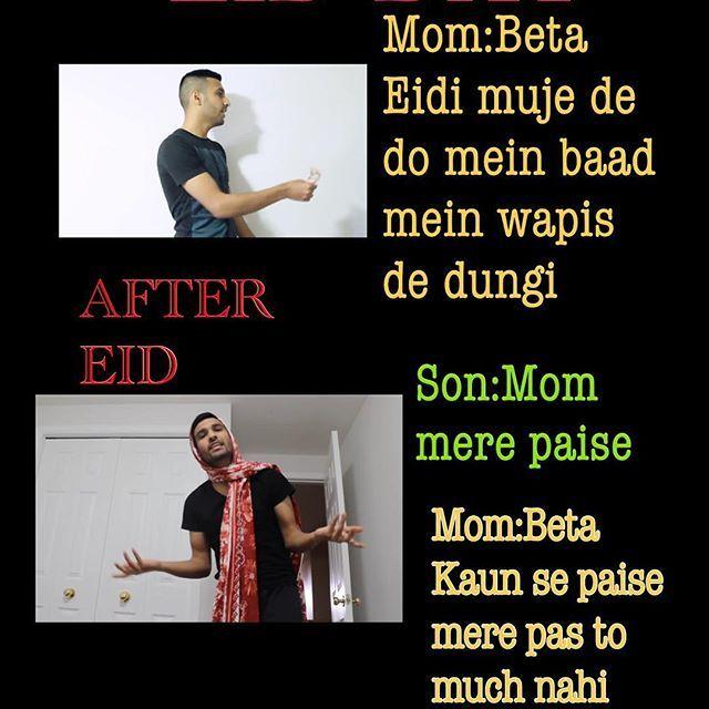 EID SPECIAL 😂 @zaidalit @zaidalitworld @zaidalit.comedy #zaidali #zaidalit #pakistan #EID #MUBARAK #desi #edit #Funny #family #follow #followforfollow #like #likers #likeforlike #tag #comment