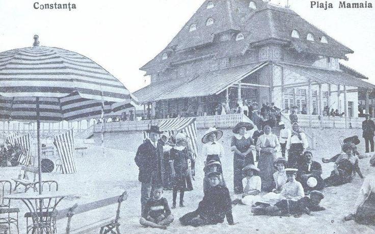 Mamaia - Pavilionul - 1920