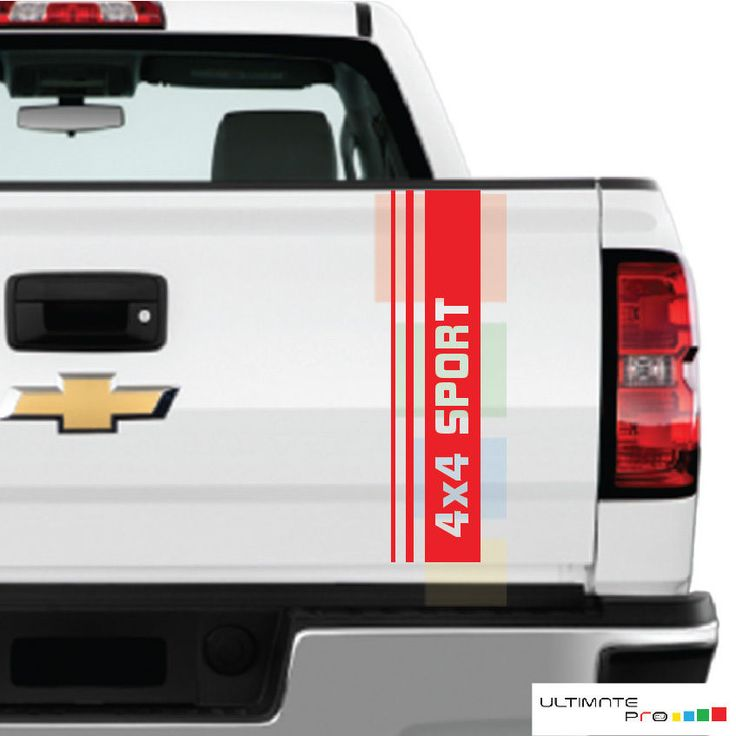 55 best Decals For Chevrolet Silverado images on Pinterest ...