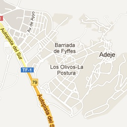 Adeje, Province of Santa Cruz de Tenerife, Spain - Google Maps