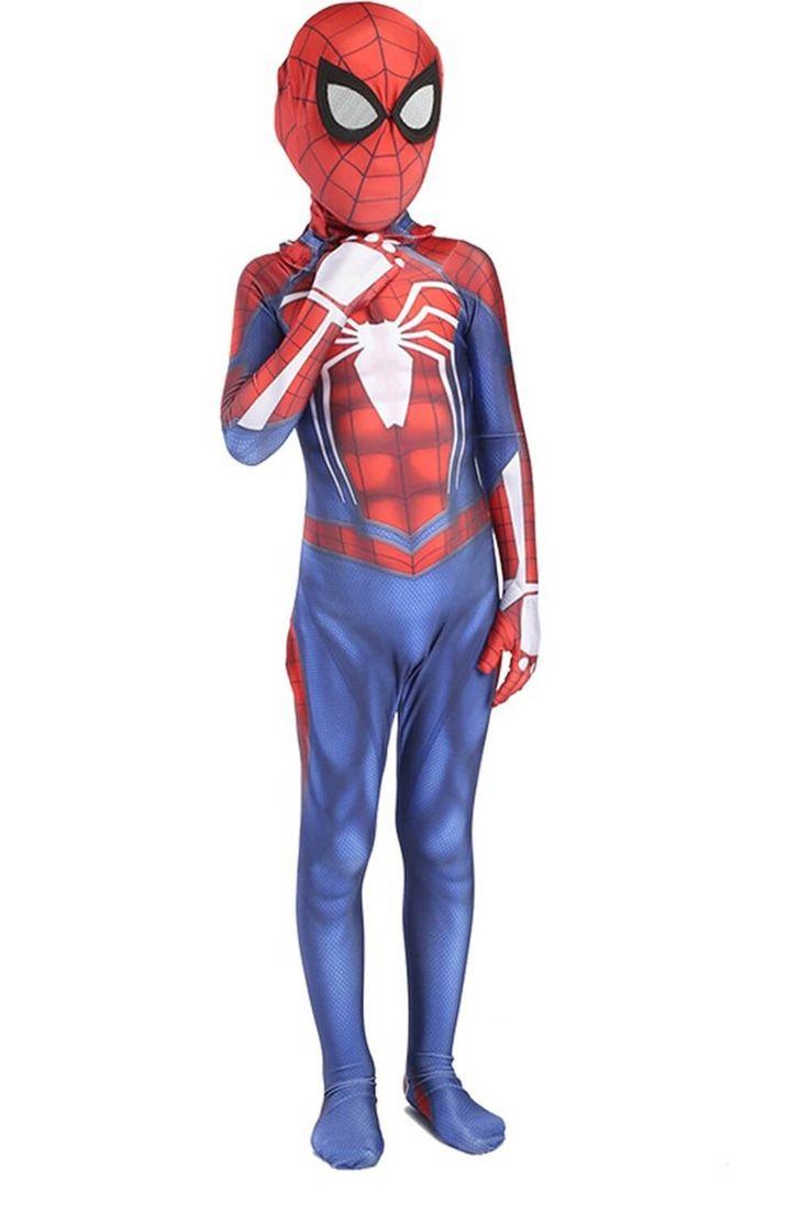 Spiderman Web Shoot Youth Club Shirt