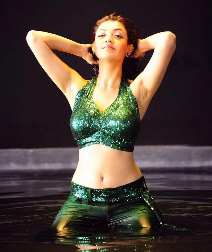 Actress Kajal Agarwal Hot Bikini Photos