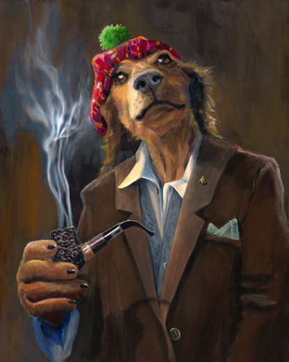 Ivan Clarke - The Lonely Dog - Personalities Collection