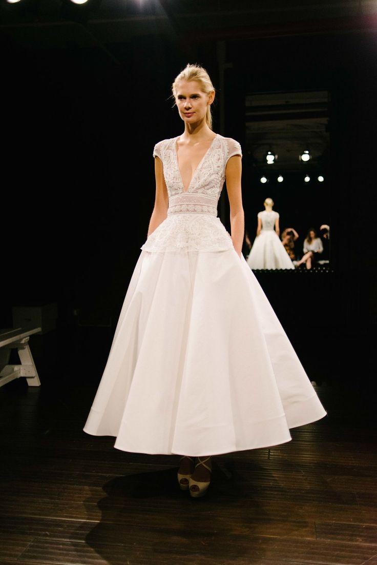 New York Bridal Fashion Week 2016