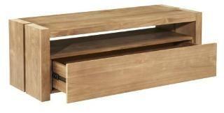 Banc avec tiroir