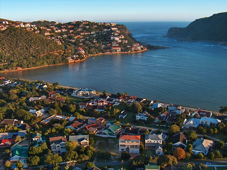 Knysna South Africa - I spend A couple of nights at Knysna