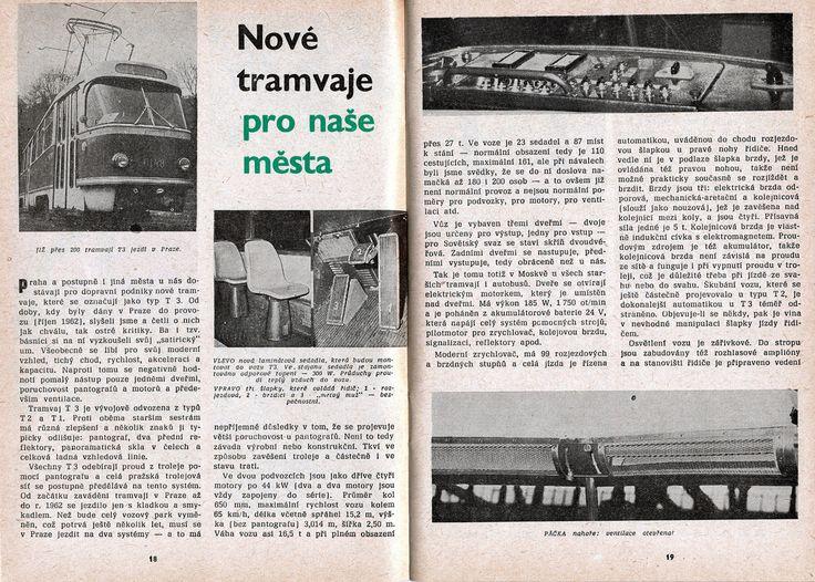 Nové tramvaje pro naše města | by František Kada